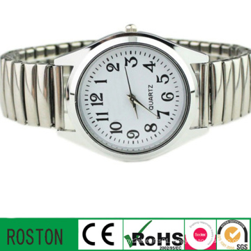 Alloy Quartz Movement Fahison Promotion Lady Gift Watch