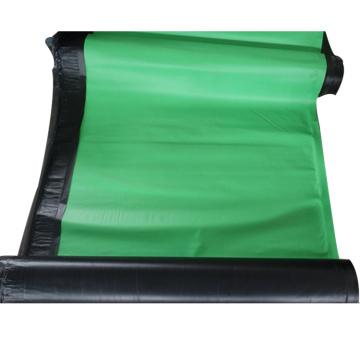 Cross Laminating HDPE filme Auto-adesiva impermeabilização membrana para jardim de telhado
