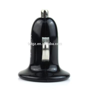 Prise USB unique dans le chargeur de voiture pour les téléphones intelligents sortie 5V 1A