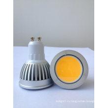 Самая продаваемая светодиодная лампа COB 5W GU10