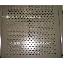 Triangle Opening Metal Sheet (usine)