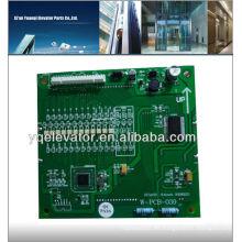 Piezas hitachi W-PCB-039 piezas hitachi elevador, placa hitachi pcb