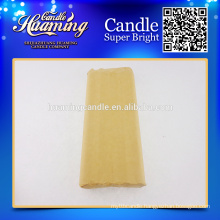 White Candles,Paraffin Wax Candle, Craft Paper Package