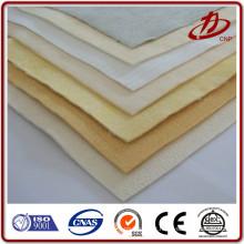 Tissu filtrant pour sac de collecte des poussières