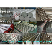Bright Hot Rolled Astm 201 202 Stainless Steel Round Bars For Boiler , Astm A276 A479 A484 Standard