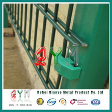 Qym-Double Fence Gates/ Fencing and Gates