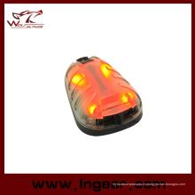 Moda Hel táctico estrellas 6 Bk casco ligero rojo en venta