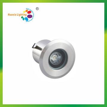 1W мини Диаметр 62mm СИД подземный свет, подземный свет