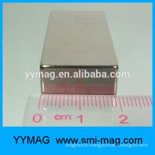 Strong block N52 neodymium magnet