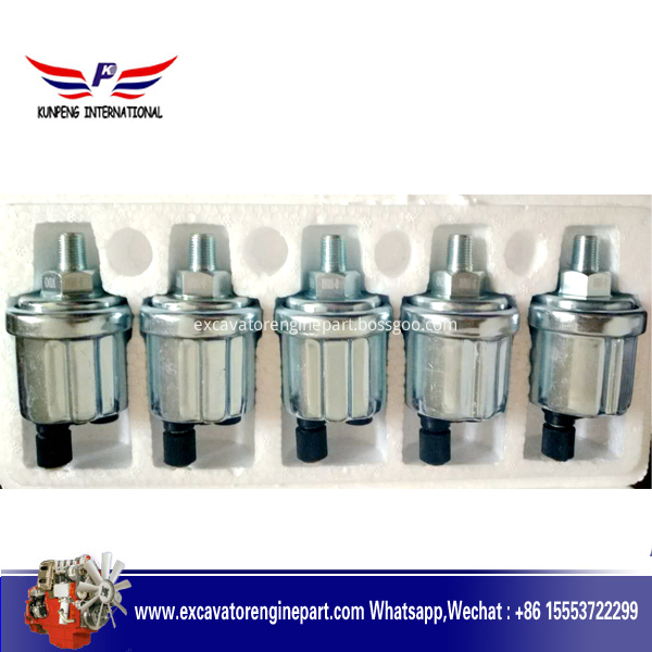 Shantui Bulldozer Parts Vdo Oil Pressure Sensor D2300 00000