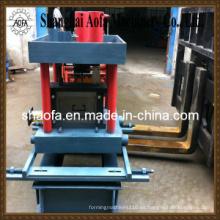 Shanghai C Canal que hace la máquina formadora de rollos (AF-C80-300)
