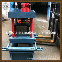 Shanghai C Channel Making Roll Forming Machine (AF-C80-300)