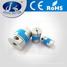 Flexible Plum Coupling für Schrittmotor und Servomotor
