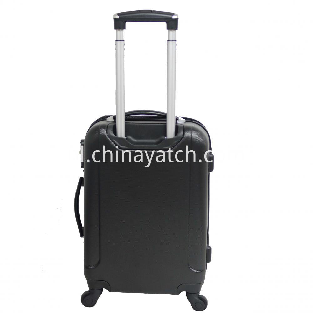 Printed PC+ABS luggage