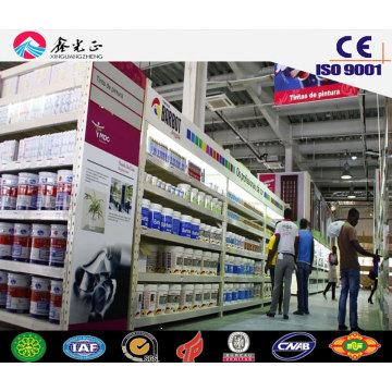 Structure en acier Super marché superposé, supermarché fabriqué (JW-16298)