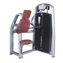Equipamento comercial do Gym da máquina do MERGULHO do tríceps