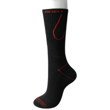 Men's Sports Boat Black Socks