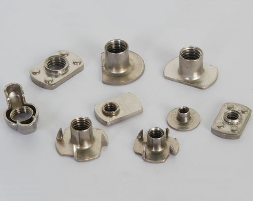 Stainless steel Stamped Weld Nuts
