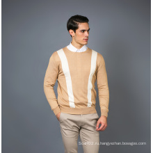 Мужская мода Casmere Blend Sweater 17brpv090