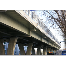 Factory source manufacturing for Prefabricated Highway Bridge steel structure prefabricated highway bridge supply to Albania Manufacturer