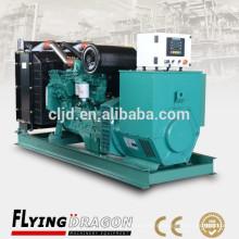 Générateur de 220 volts 120kw, générateur diesel usé à domicile 150kva Jiangsu fabricant