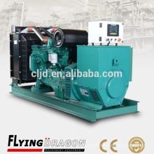 Gerador 220 volts 120kw, gerador diesel usado home 150kva Jiangsu fabricante