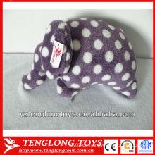 Elefante animal multifuncional encantador y suave de la venta caliente formó la manta para el bebé