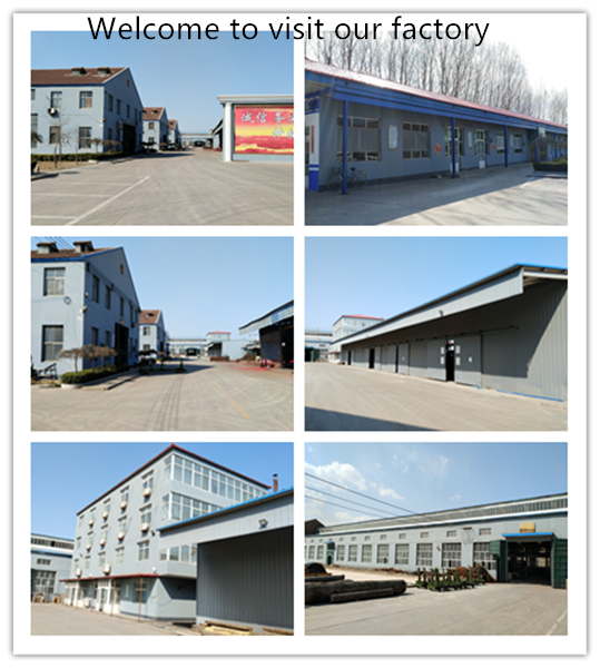 real and big factory for wood band saw production