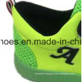 Mesh Upper Canvas Injection Shoes, Sport Shoes with OEM, Children Casual Footwear Shoes
