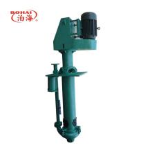 SP / SPR Вертикальный центробежный центробежный шламовый насос под жидким химическим насосом высоко износостойкий насос Trade Assurance