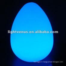Couleur changeante d'induction changeant la lumière d'humeur de LED