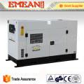 Gerador diesel à prova de som / aberto de CUMMINS 4BTA3.9-G2 do motor com garantia