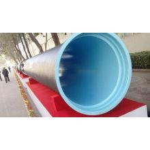 ISO2531 BS EN545 prueba de presión de agua tubos de hierro dúctil