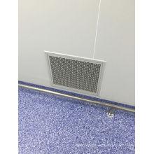 Reinraum-Gebrauch Plastikbodenbelag-Plastikboden