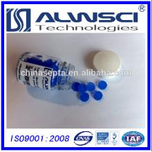 Blue Silicone GC Septa