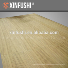 3.6MM teak plywood for middle east