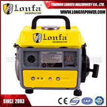 Gerador da gasolina do Portable 950 de 650W 220V 50Hz mini