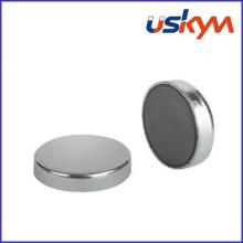 Hard Ferrite Magnetic Pot (P-001)