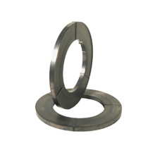 32mm coil metal tape srip black painted 19mm 40kg roll ribbon waxed copper pipe galvanized banding hoop iron steel strap