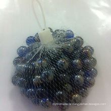 light colored round shape toy glass marble for sale
