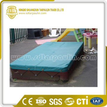Blue Sandpit Cover Custom Size Cover
