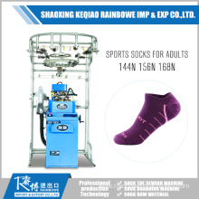 Best quality and factory for China Socks Sewing Machine,Single Cylinder  Knitting Machine Manufacturer New Good Sports Socks Making Machine export to Denmark Factories
