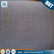 El mejor vendedor de Alibaba 500 micrones 304 tejen la malla de alambre de acero inoxidable holandesa