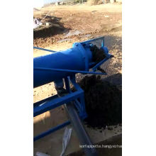Widely Used Livestock cow dung solid liquid separator dewatering machine Animal Manure Solid Liquid Separator Machine
