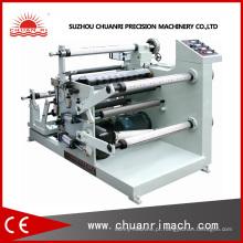 Máquina de corte automático do rebobinador do rolo BOPP