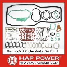 Sinotruk D12 Guarnizione motore Euro3