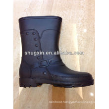 fashion durable comfortable pvc safety rain boots