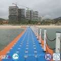 Pontoon for floating dock high bouyancy seadoo docking systems new material for good quality