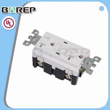 YGB-093 BAREP Alta calidad 60HZ 15A toma de interruptor de pared