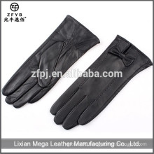 good quality new Ladies Wearing Leather Gloves